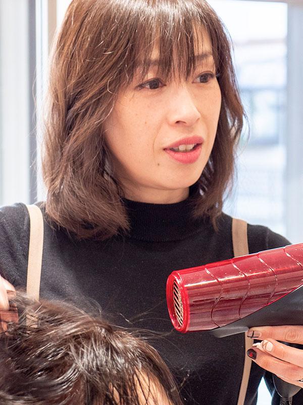 一宮市で人気の美容院 | seven+ 早川明美