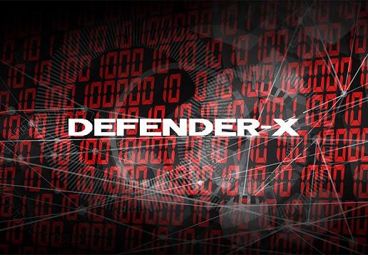 防犯監視システム DEFENDER-X