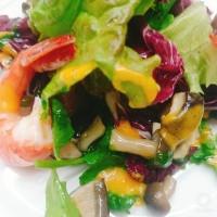 小海老と茸のサラダ.jpg