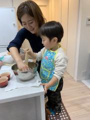ちびっこマクロビ料理教室