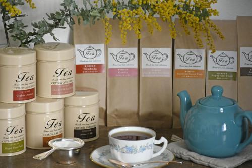 春待ち紅茶SALE