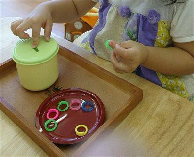 東大阪の幼児教室で楽しみながら知能育成を