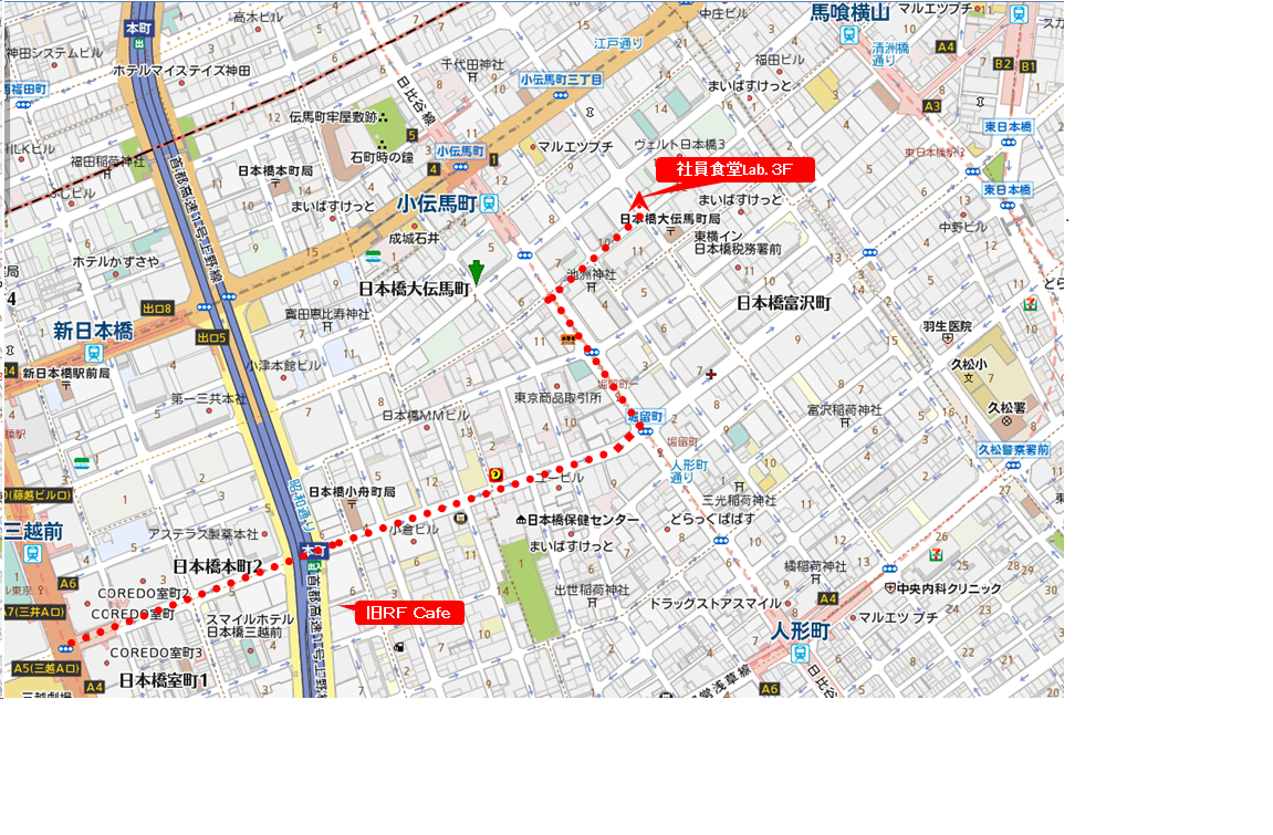 銀座線三越前駅から.png