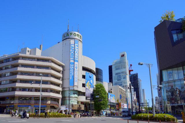 原宿駅周辺