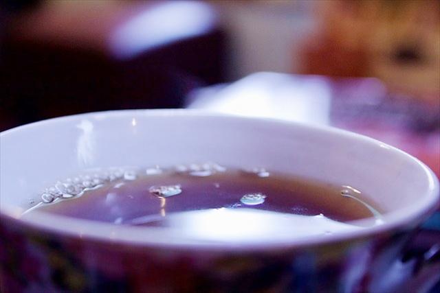 ムレスナティーは天然の香料を使用しているのでナチュラル