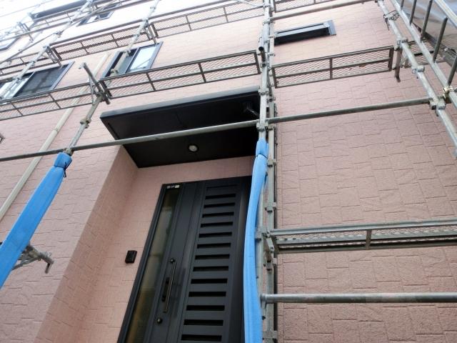 台東区のリフォームを承る【株式会社みつい】がイメージ通りの外壁を実現!