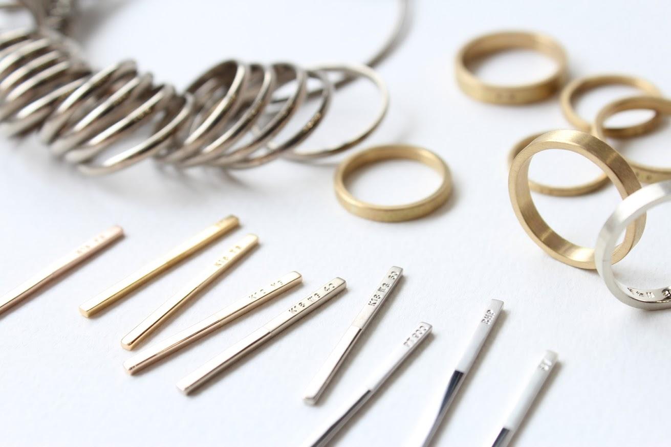 結婚指輪のセミオーダーが可能な通販【niruc】