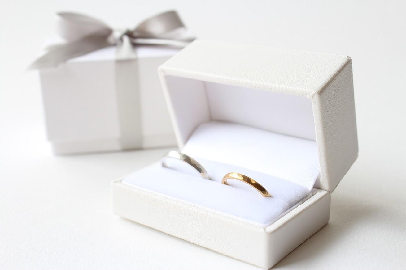 セミオーダーで一粒ダイヤモンドリング・ペアリングが作れる【niruc】