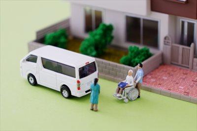 城北地区で介護タクシーを利用するなら【株式会社セピア】~透析やリハビリの通院に便利~