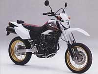 XR400モタード