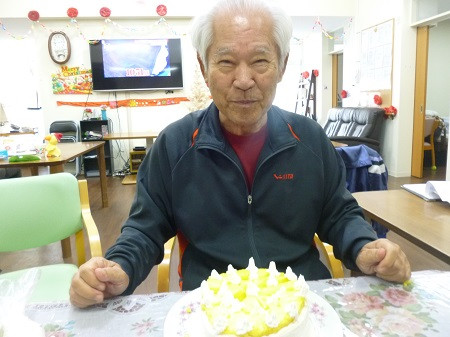 令和元年 12月 「ケーキ作り!」