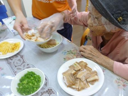 令和2年 11月 「お昼ご飯作り!」
