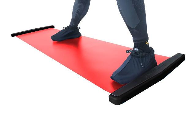 楽しみながら効率よく鍛える!便利なスライドボード