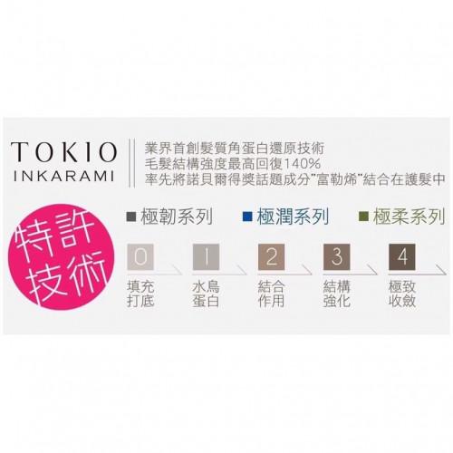 『TOKIO深層修復護髮』