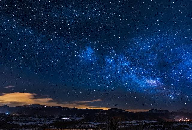 キャンプで快適に星空観察を楽しもう