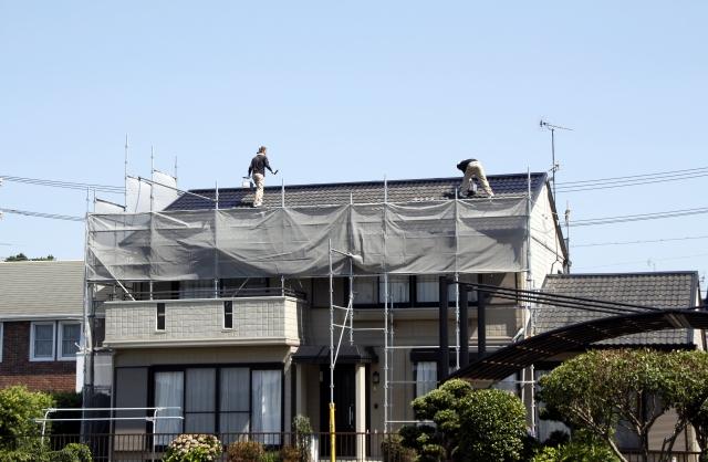 三田市で屋根塗装の業者をお探しの方へ
