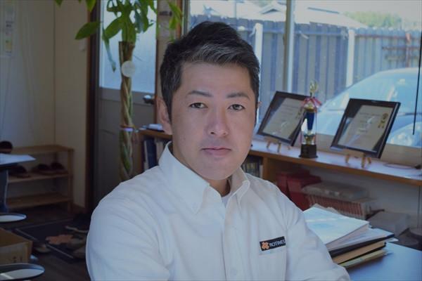 代表 井上富夫(いのうえ とみお)