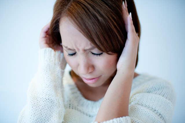 悩みやストレスを溜め込むリスク
