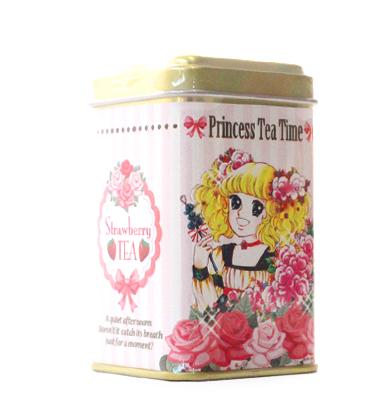 プリンセス缶紅茶