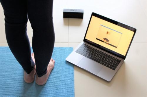 ご自宅でオンライントレーニング