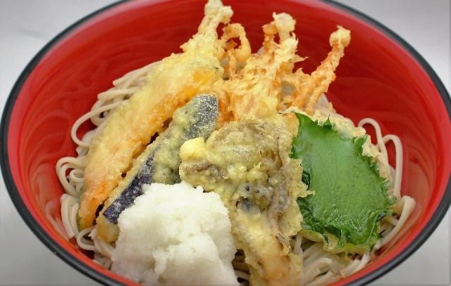 相性抜群!蕎麦と天ぷらについて