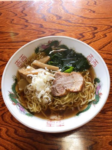 鈴清丸自家製チャーシュー麺