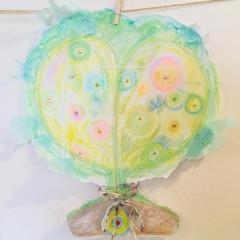 9/22(水)Art Work Cafe 「ミッションアート〜あなたの木を育てよう」を開催します