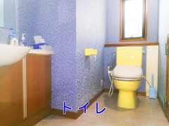 障害児童のトイレ