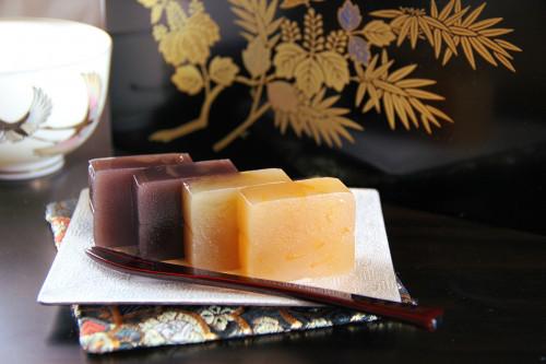 熱海のおすすめ和菓子!つるきち羊羹.JPG