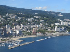 The situation of coronavirus in Atami city