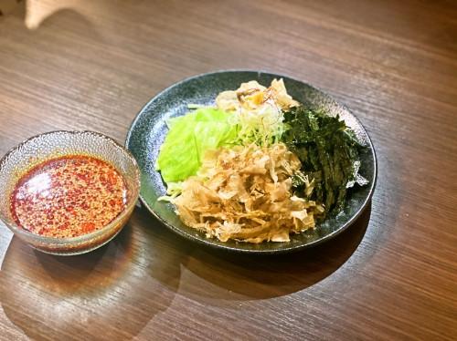 ◎広島つけ麺 【はぶてとん】