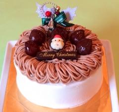 クリスマスモンブラン2.JPG