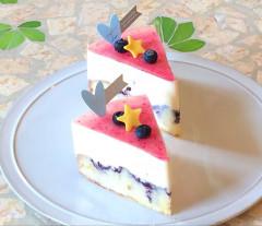 ブルーベリーレアチーズ.JPG
