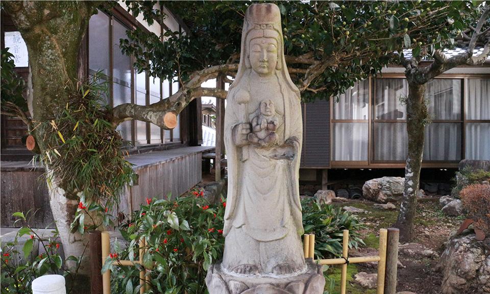 大覚寺金華墓苑