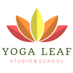 Studio & School YOGA Leaf