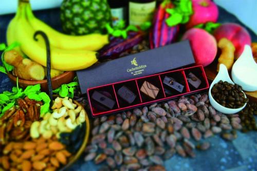 カシェットミヤチョコレートイメージ