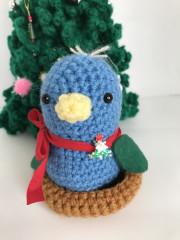 青い鳥クリスマスバージョン.JPG