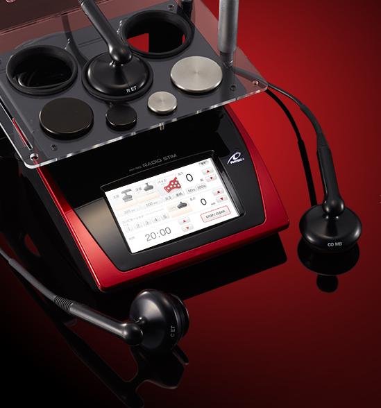 RADIO STIM MH2を 業界で唯一導入
