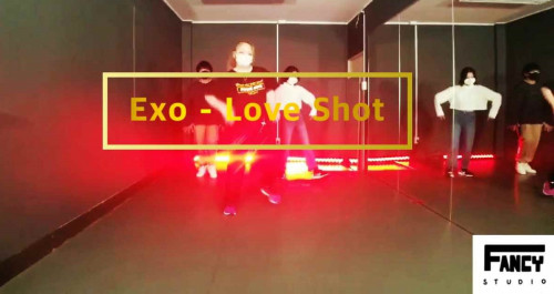 【Kobe Kpop Studio / Fancy】 EXO - LoveShot 完成