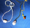 天然石ネックレス 3種