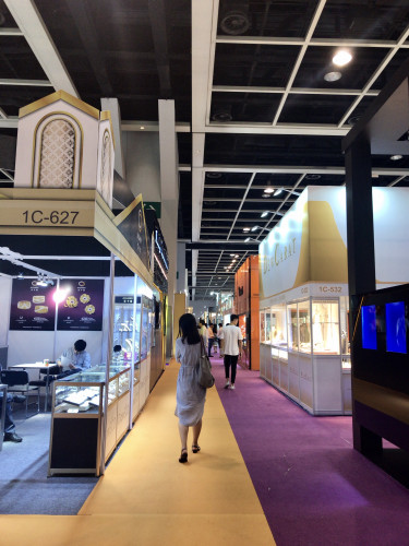 Hong Kong Jewelry & Gem Fair JAPAN