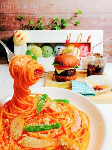 青森朝日放送ハッピィで当教室の食品サンプルが紹介されます。