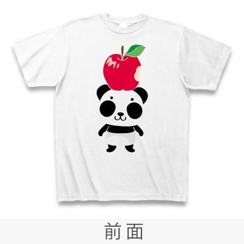 Tシャツ リンゴ食べたの誰?