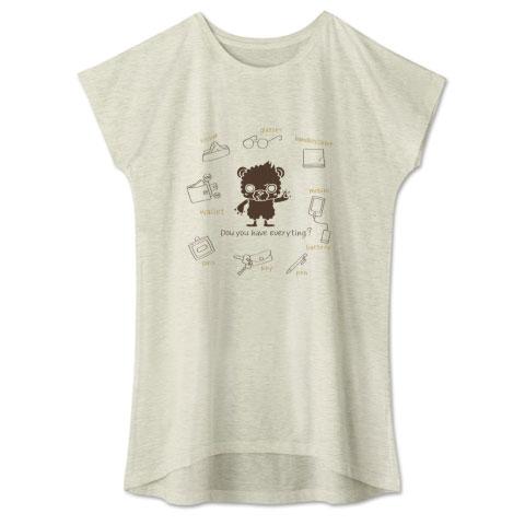 Tシャツ ワンピース くま キャラ