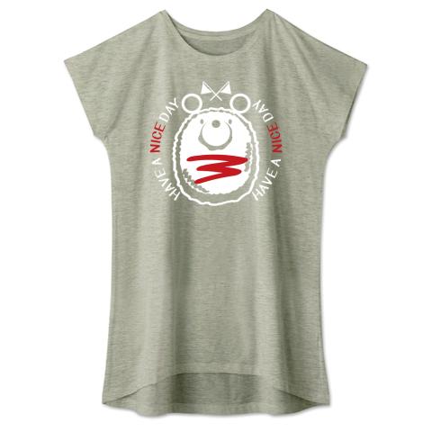 Tシャツ ワンピース キャラクター