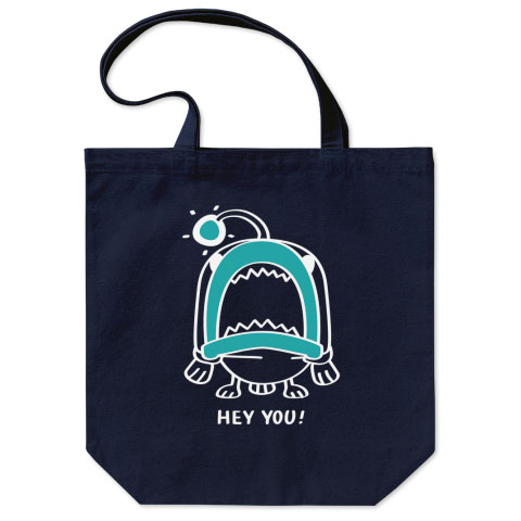トートバッグ エコバッグ マイバッグ あんこ姫 魚 キャラクター
