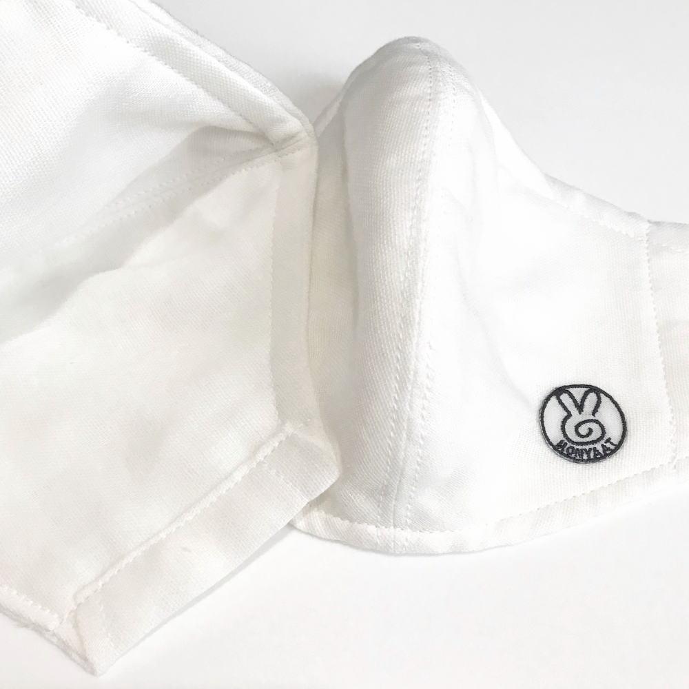 洗える立体布マスク*白マスク