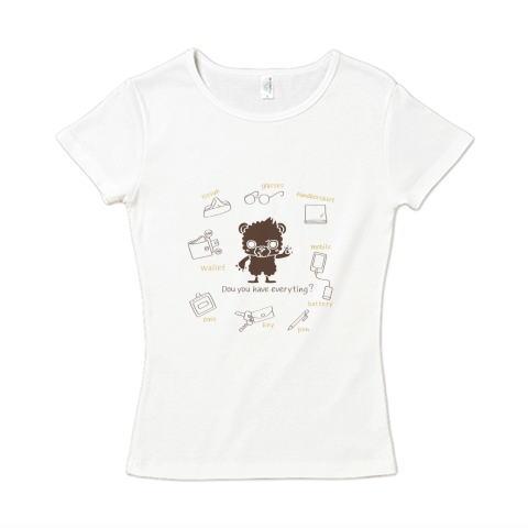 夏Tシャツ くま キャラ