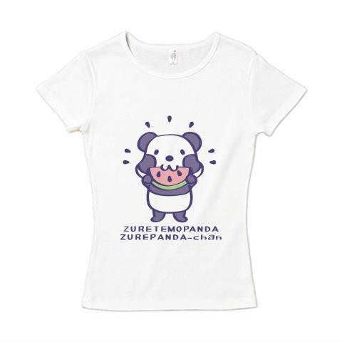夏Tシャツ スイカ柄 パンダ柄