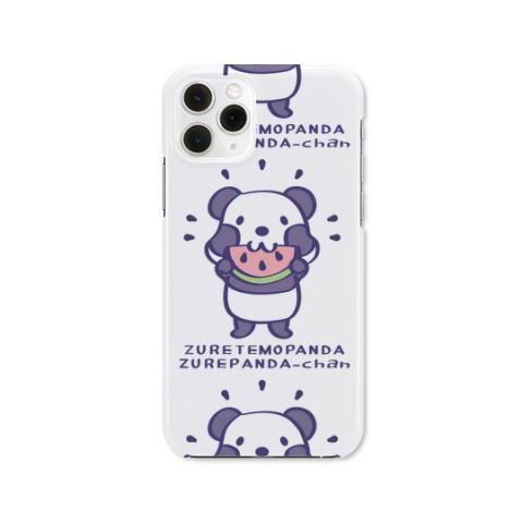 36 iPhoneケース ハードケース スイカ柄 パンダ柄